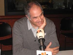 El director esportiu del Barça a Ona FM